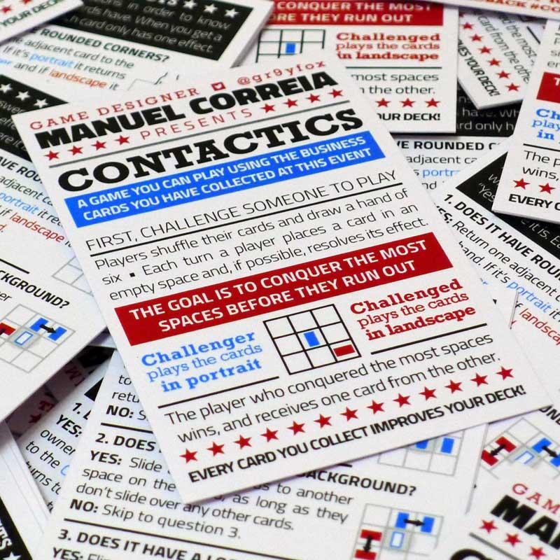 Contactics